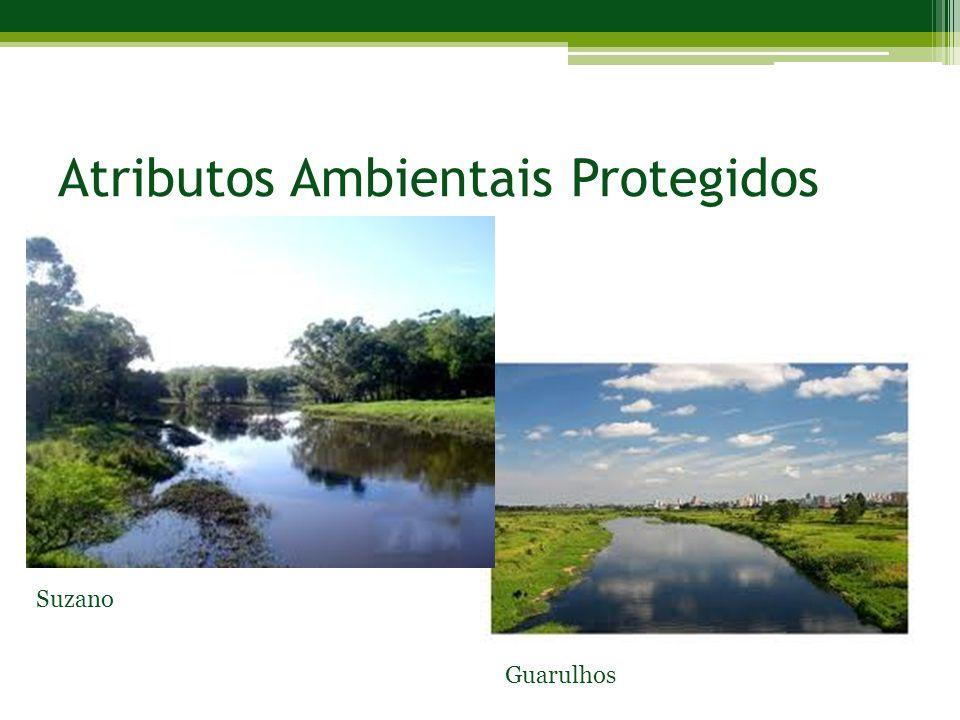 Atributos Ambientais Protegidos