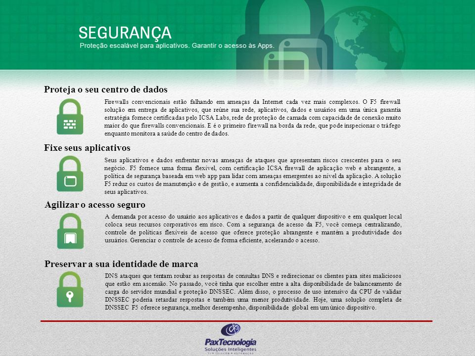 Proteja o seu centro de dados