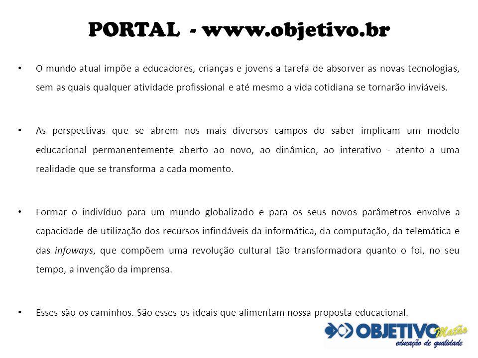 PORTAL - www.objetivo.br