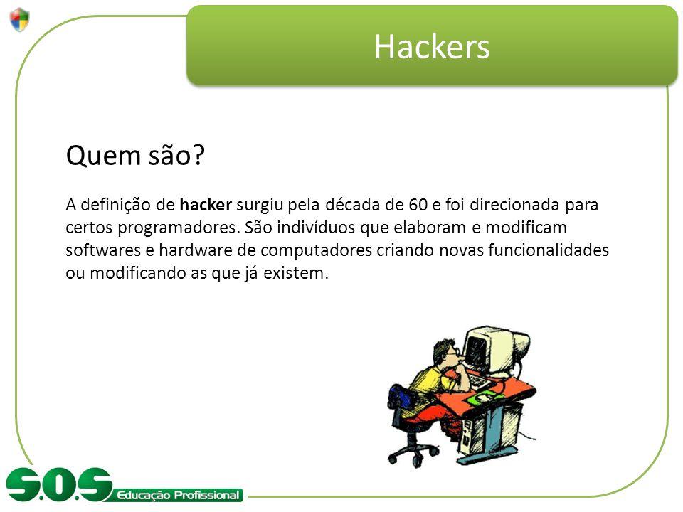 Hackers Quem são