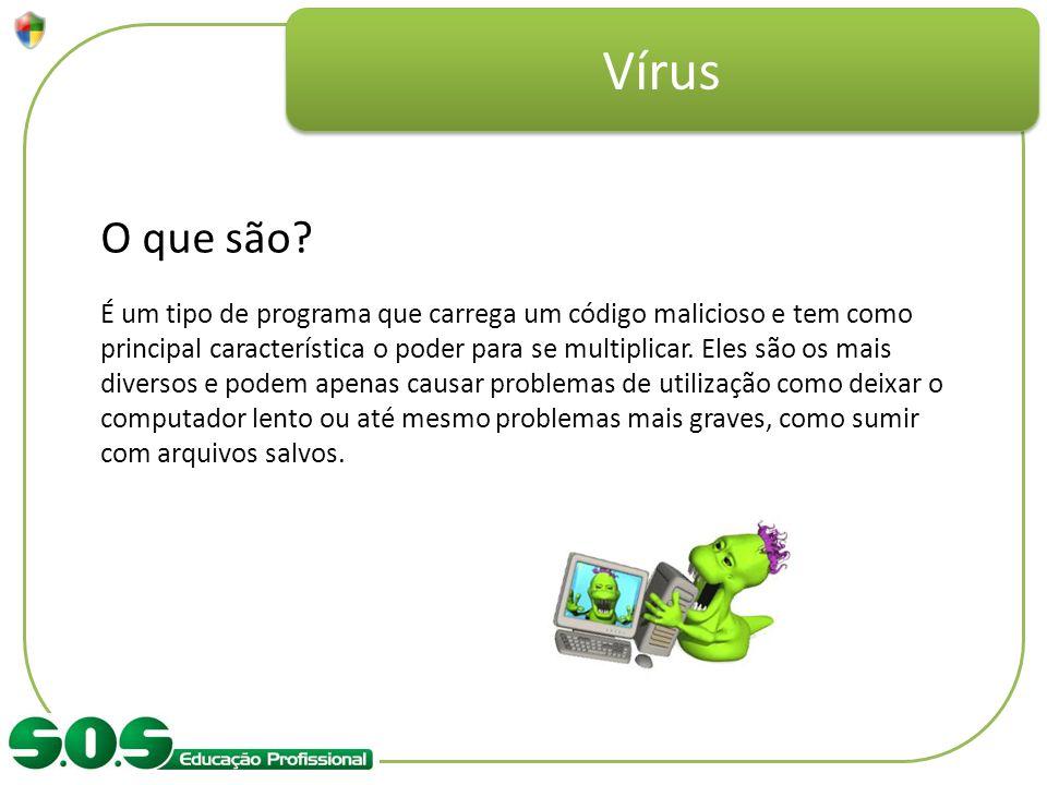 Vírus O que são