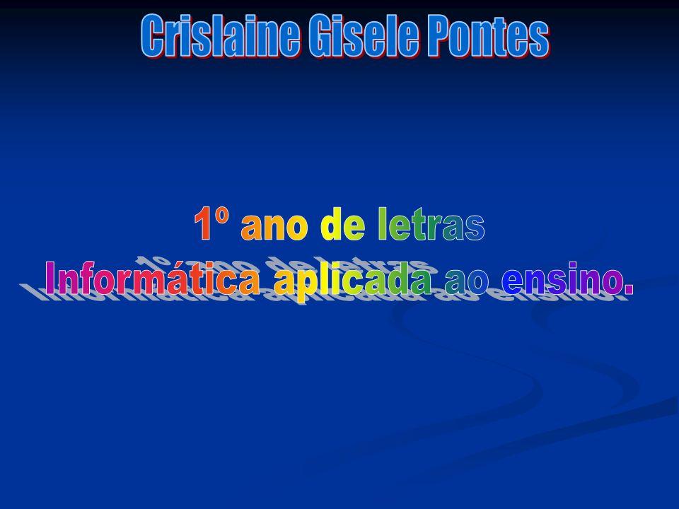 Crislaine Gisele Pontes