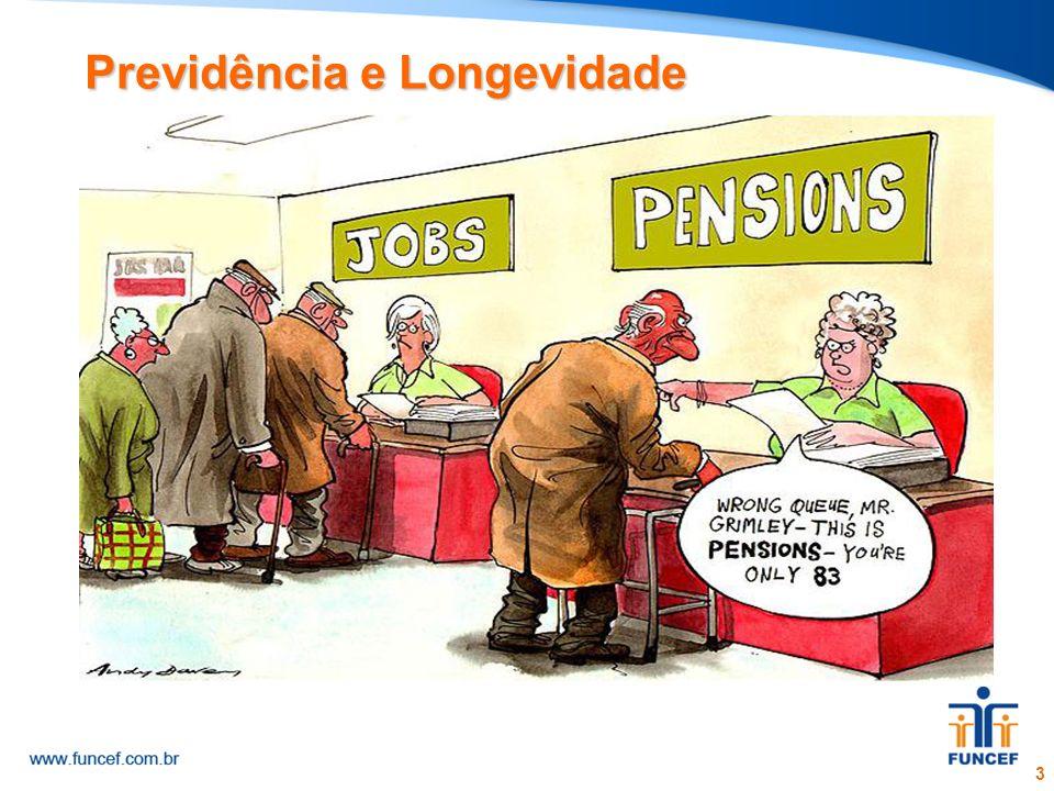 Previdência e Longevidade