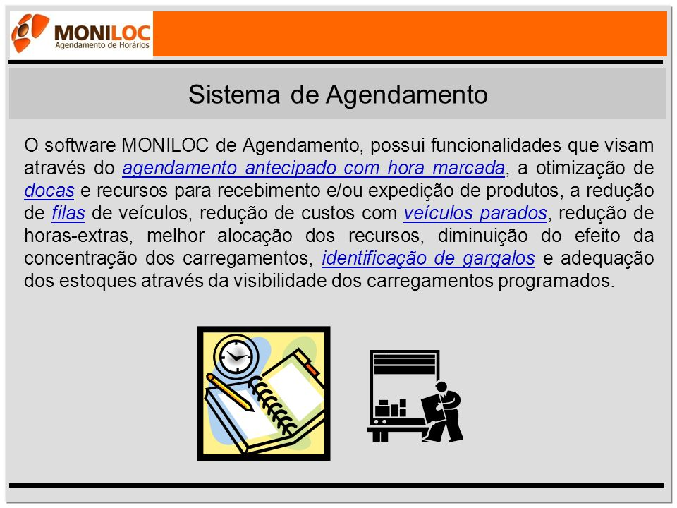 Sistema de Agendamento