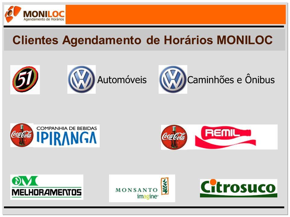 Clientes Agendamento de Horários MONILOC