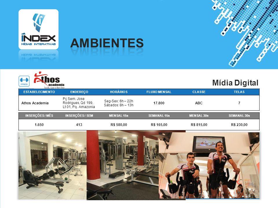 AMBIENTES Mídia Digital Athos Academia