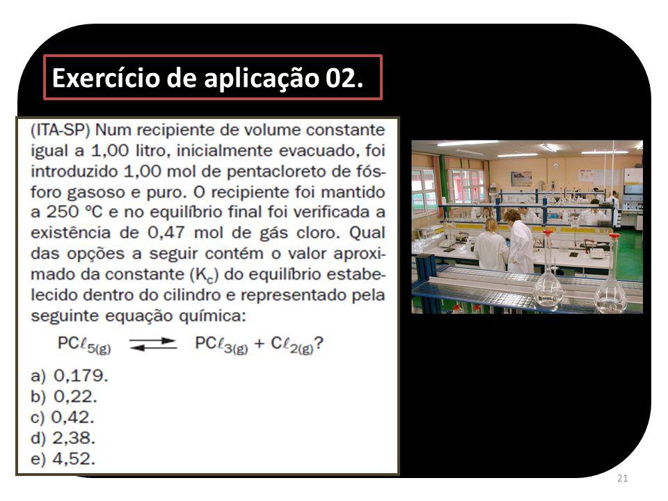 Exercício de aplicação 02.