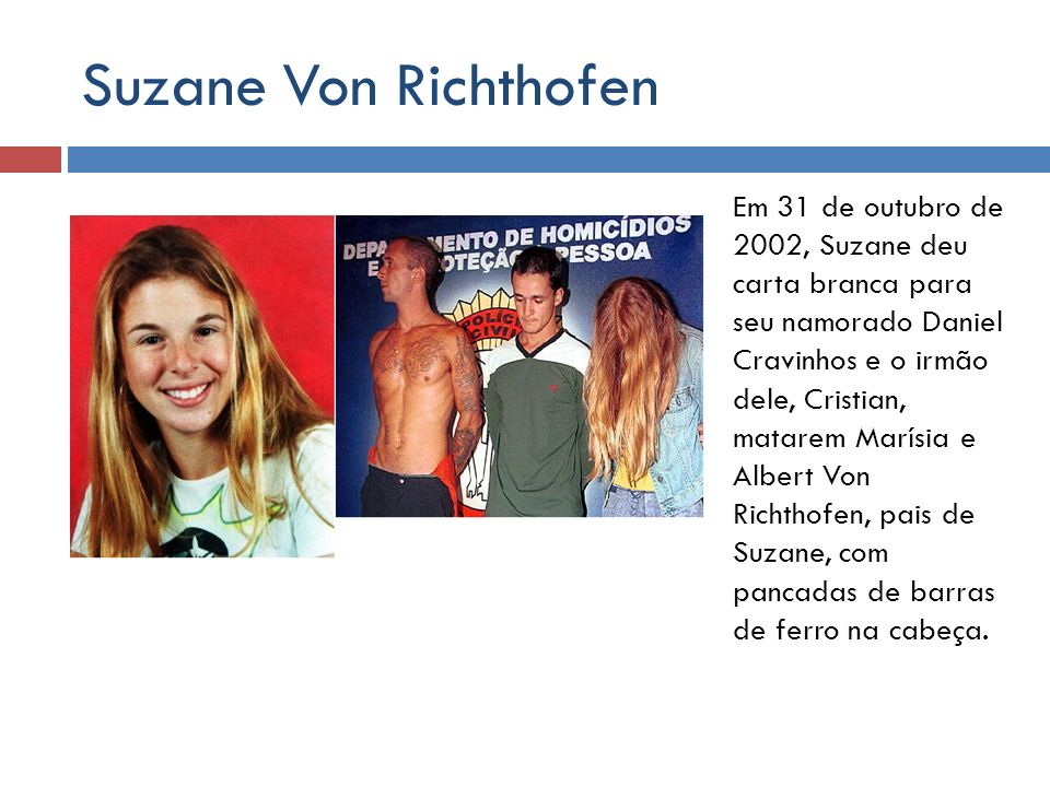 Suzane Von Richthofen