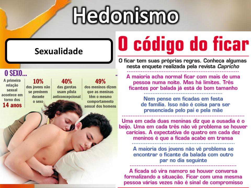 Hedonismo Sexualidade