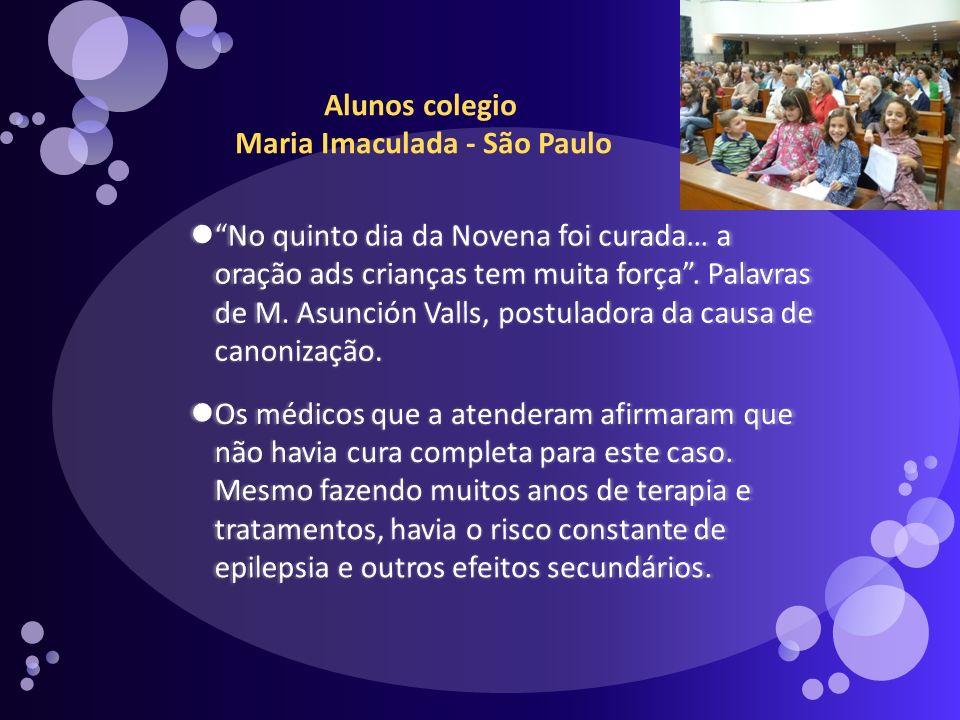 Maria Imaculada - São Paulo