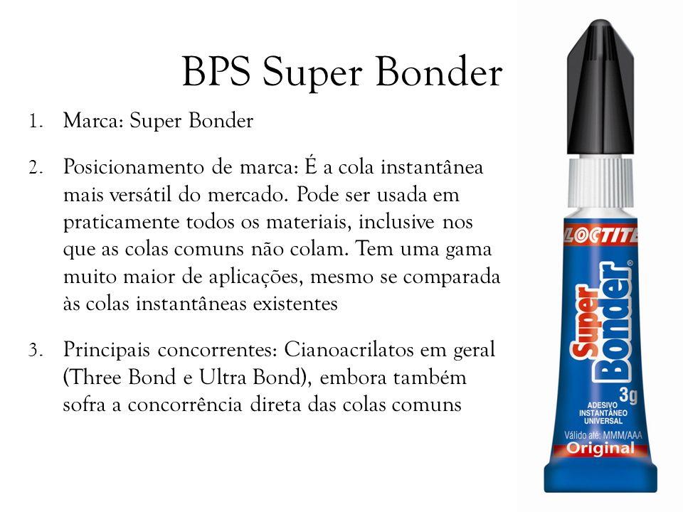 BPS Super Bonder Marca: Super Bonder