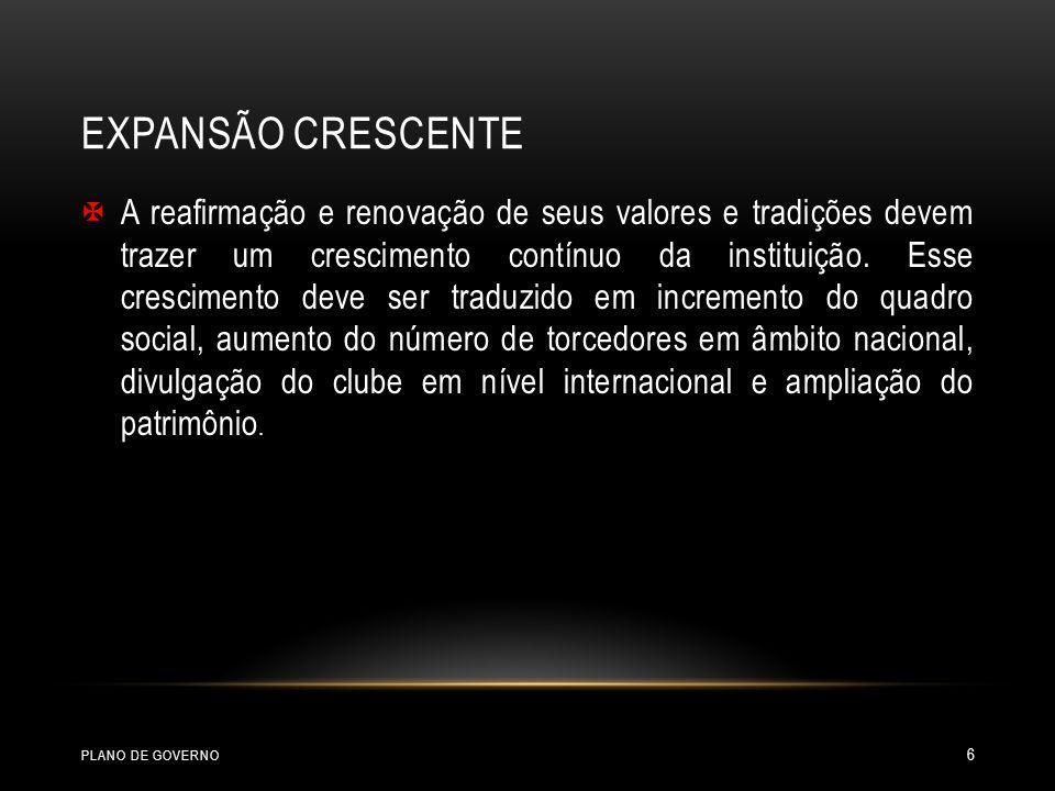 EXPANSÃO CRESCENTE