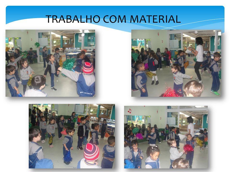 TRABALHO COM MATERIAL