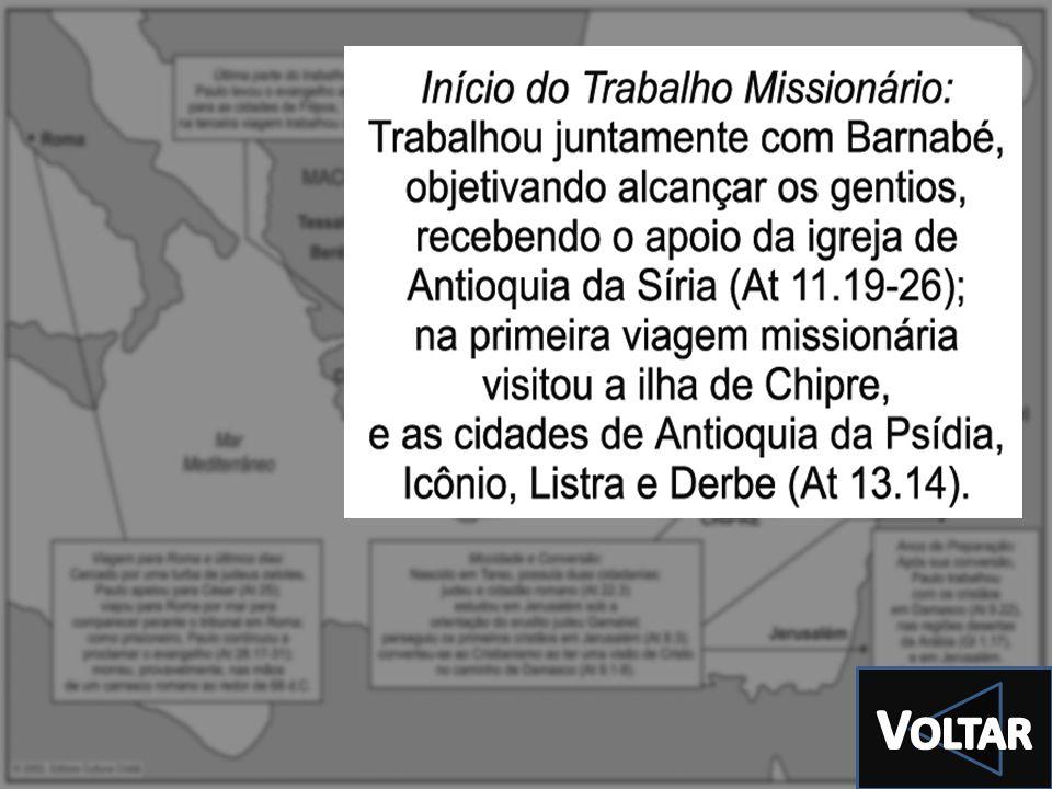 Caminhos Missionários da Igreja