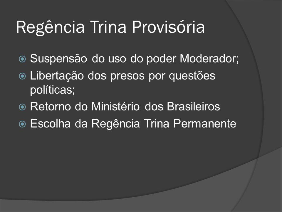 Regência Trina Provisória