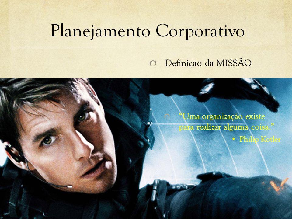 Planejamento Corporativo