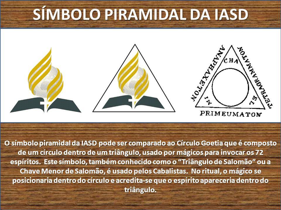 SÍMBOLO PIRAMIDAL DA IASD
