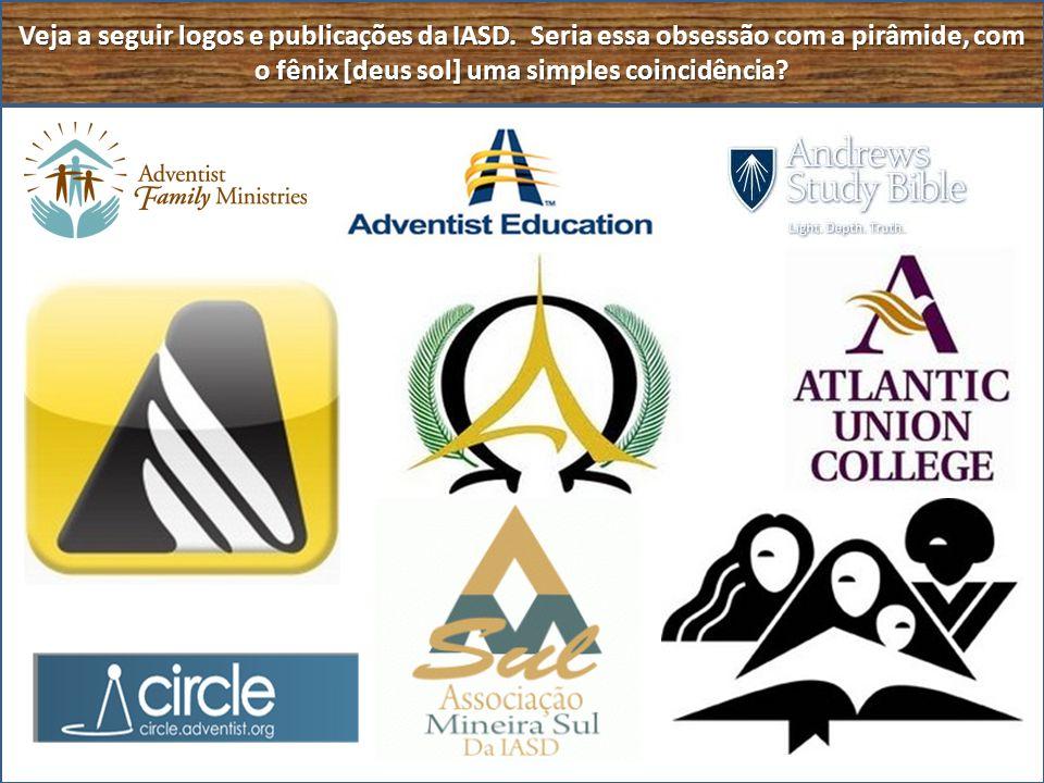 Veja a seguir logos e publicações da IASD