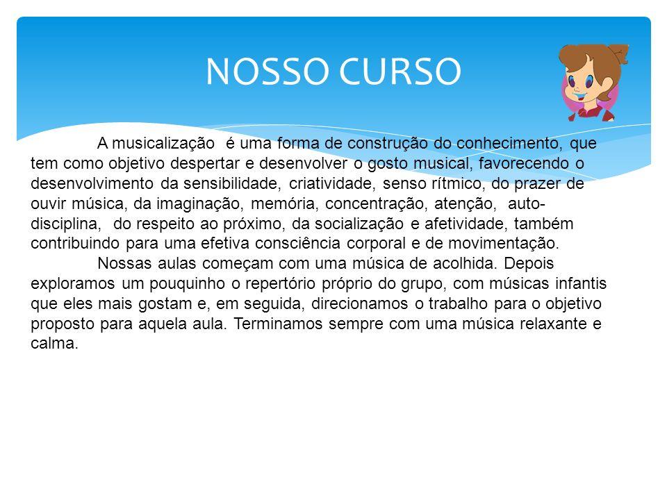 NOSSO CURSO