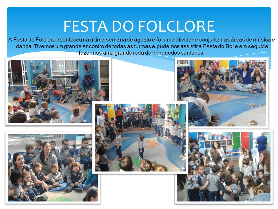FESTA DO FOLCLORE