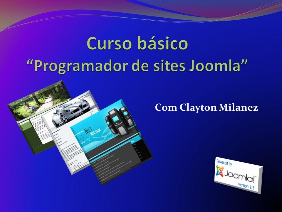 Curso básico Programador de sites Joomla