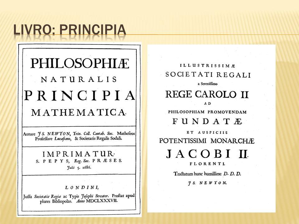 Livro: Principia
