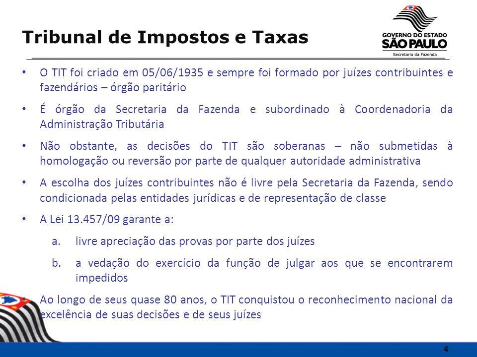 Tribunal de Impostos e Taxas