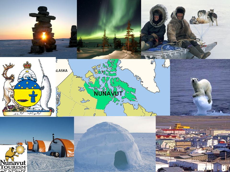 Criação do Território de Nunavut