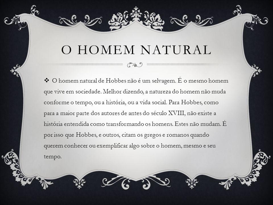O homem Natural