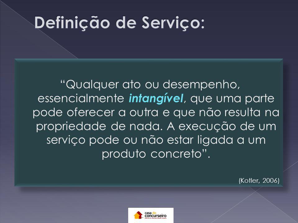 Definição de Serviço: