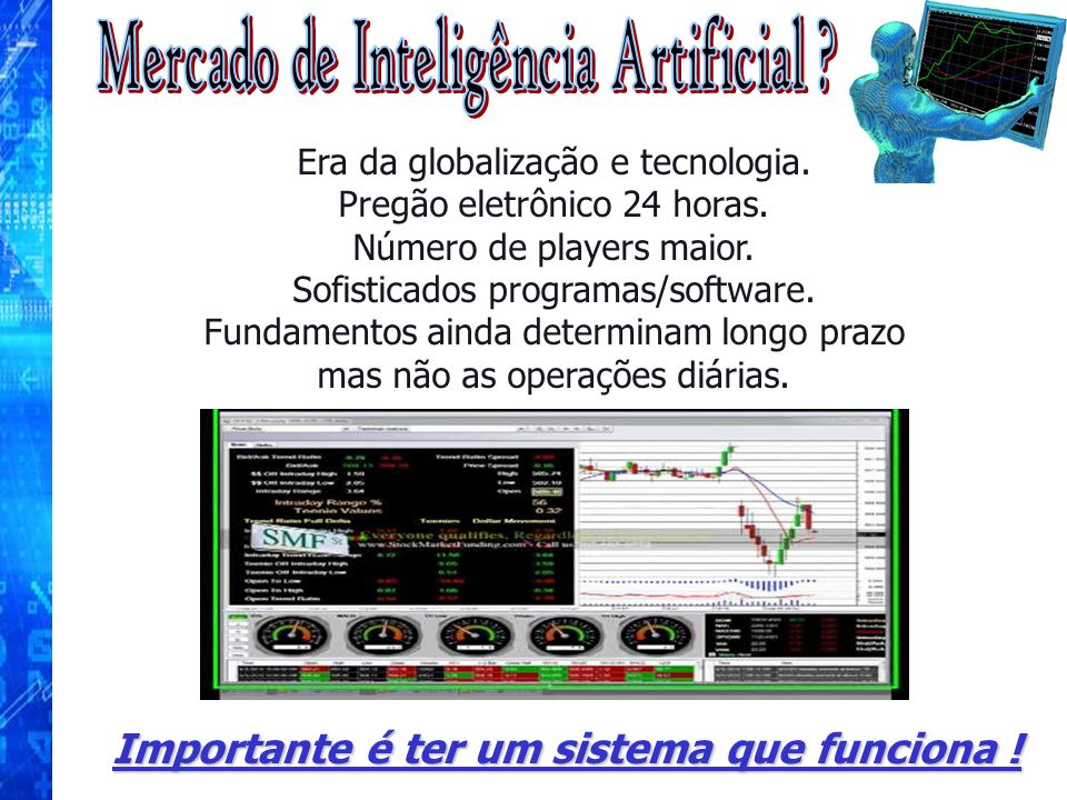 Mercado de Inteligência Artificial