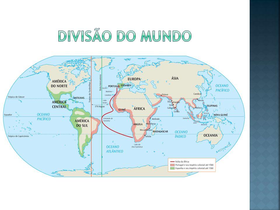 Divisão do mundo