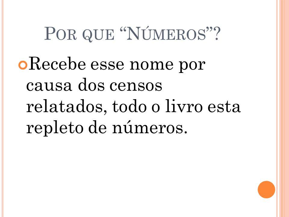 Por que Números .