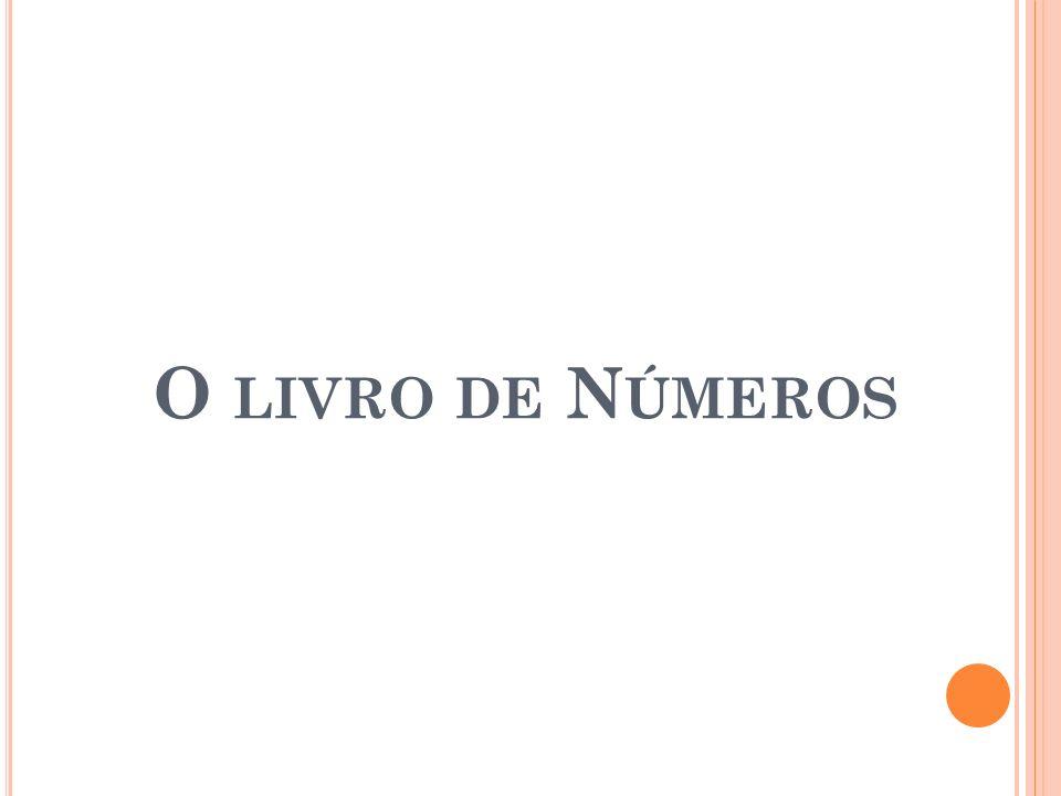 O livro de Números