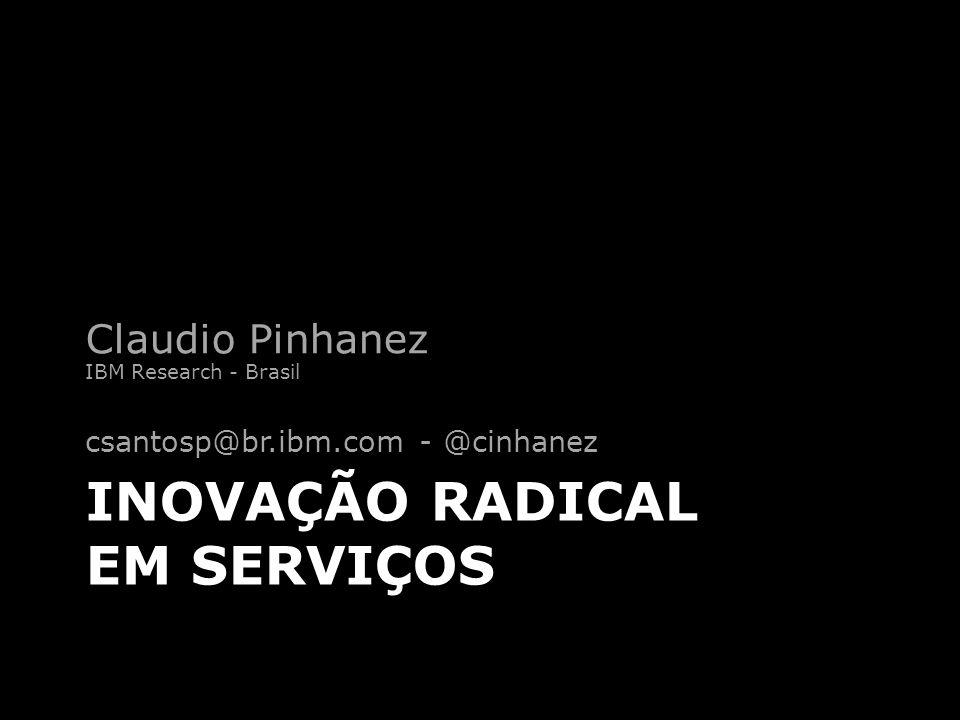 Inovação radical em Serviços