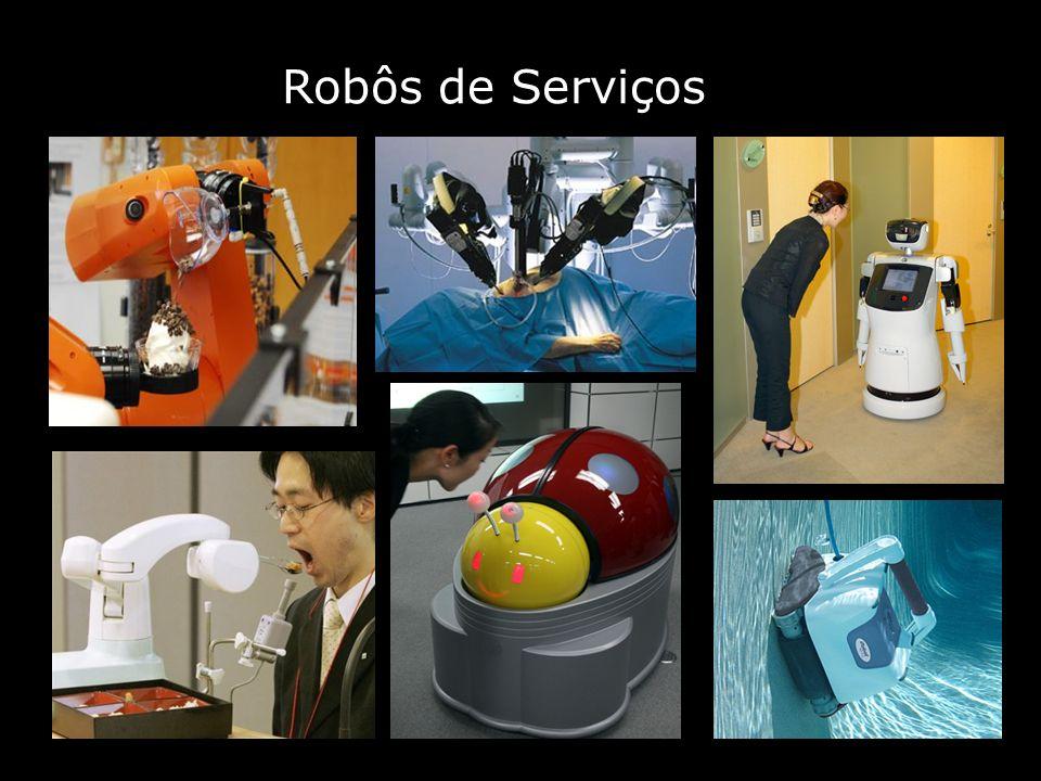 Robôs de Serviços Copyright IBM Co. 2013