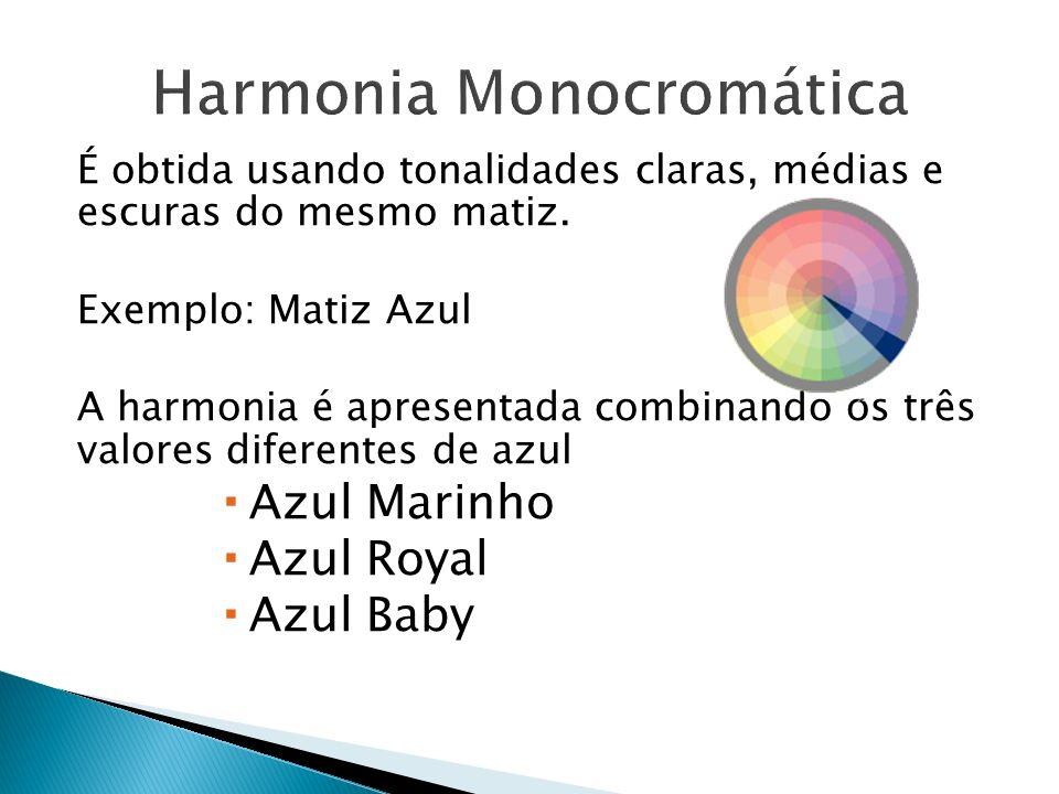 Harmonia Monocromática