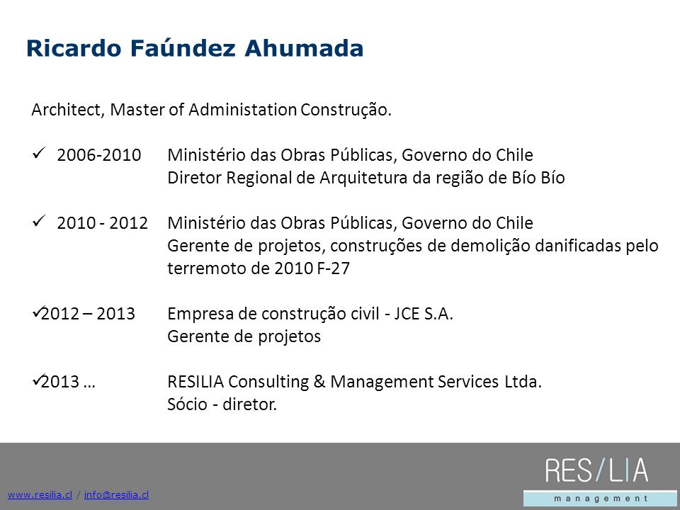 Ricardo Faúndez Ahumada