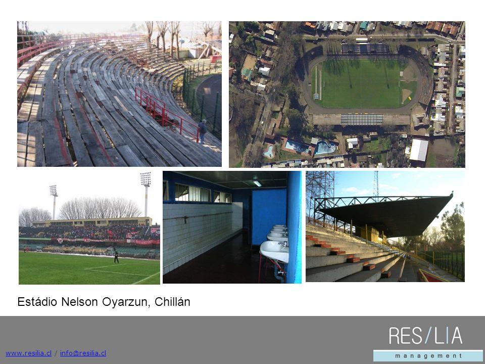 Estádio Nelson Oyarzun, Chillán