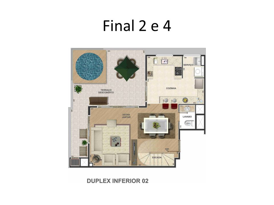 Final 2 e 4