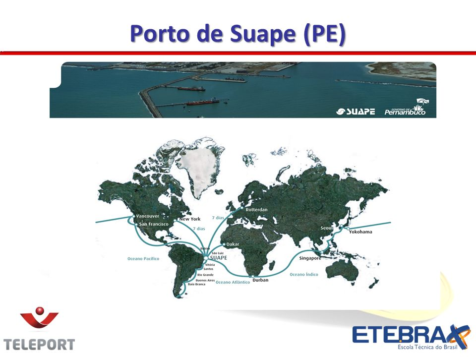 Porto de Suape (PE)