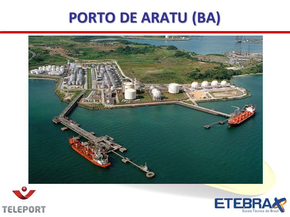 PORTO DE ARATU (BA)
