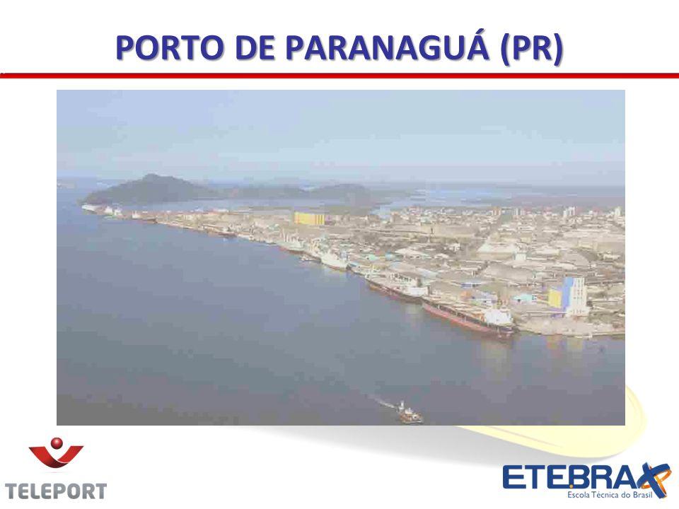 PORTO DE PARANAGUÁ (PR)