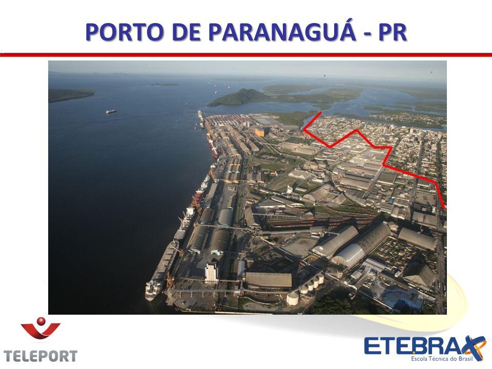 PORTO DE PARANAGUÁ - PR