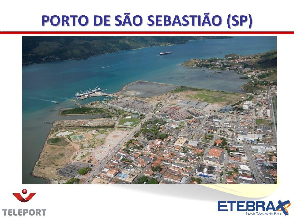 PORTO DE SÃO SEBASTIÃO (SP)
