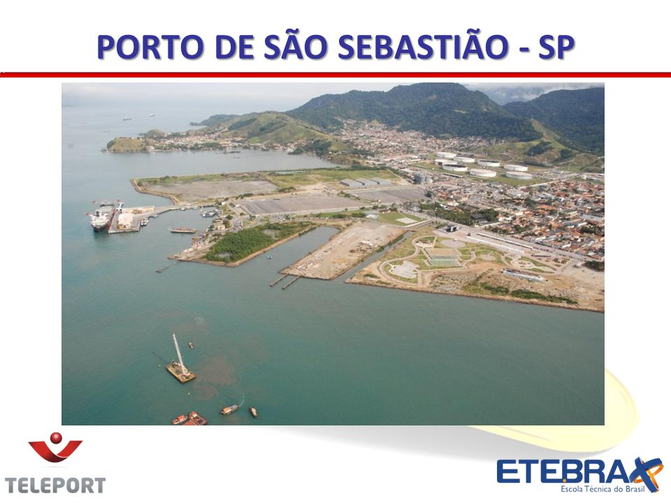PORTO DE SÃO SEBASTIÃO - SP