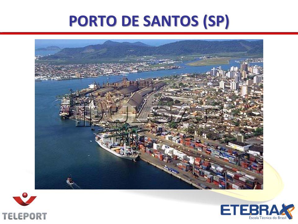 PORTO DE SANTOS (SP)