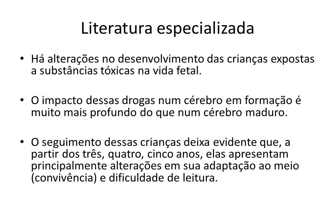 Literatura especializada