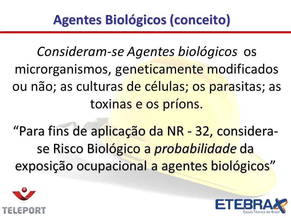 Agentes Biológicos (conceito)