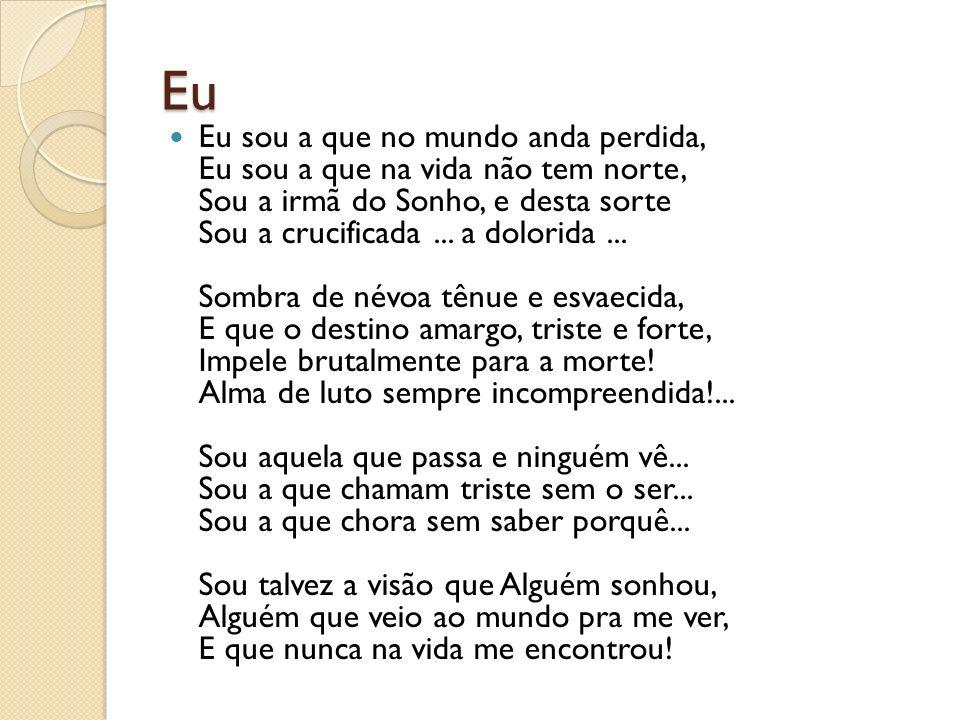 Sabedoria é Saber Que Eu Não Sou Nada O Amor é Saber Que: Modernismo Portugal
